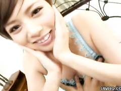 Real blowjob miracles from the lewd Asian gadget