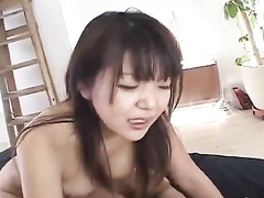 Teen Asian babe pleasures passionate anal fuck