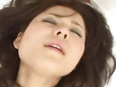 Beautiful oriental chick is exciting from hot cunnilingus