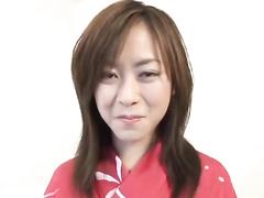 Skinny Japanese girl gets fingered and fucked hard