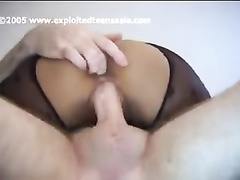 Wonderful Japanese skinny girl Emma rides white cock and gets fingered in the ass